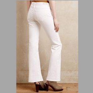 •AG Adriano Goldschmied White The Club Jeans 28R